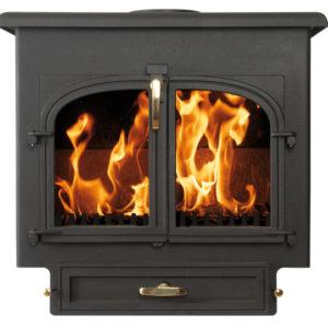 Clearview 650 wood burner