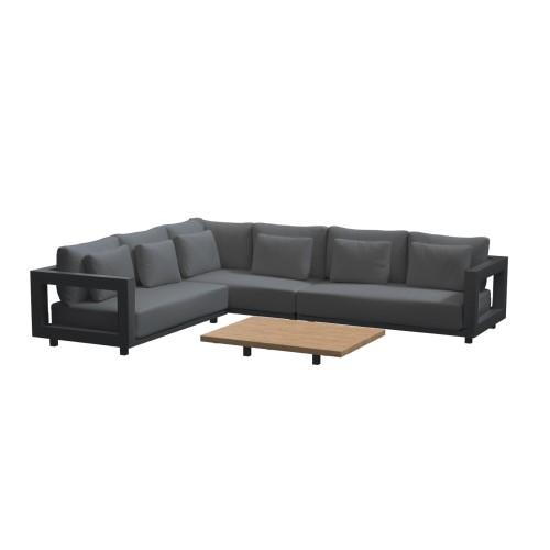 Metropolitan Corner Set